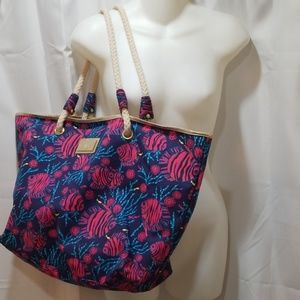 Lilly Pulitzer tote bag